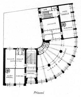 Dům První ženské svobodárny a noclehárny - foto: archiv redakce