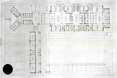 Vítězný soutěžní návrh na Průmyslovou školu v Hradci Králové - foto: archiv redakce