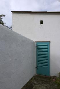 Letní dům se soláriem Milči Mayerové - foto: Ester Havlová