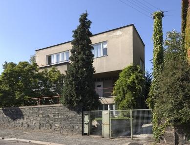 Budilova vila v Kolíně - foto: Ester Havlová