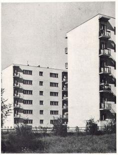 Domy pro chudé pražské obce v Praze - foto: archiv redakce