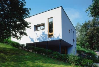 Rodinný dům v Dřevíči - foto: Ester Havlová