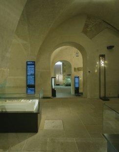 Stavební úpravy Starého královského paláce a expozice Příběh Pražského hradu - foto: Filip Šlapal