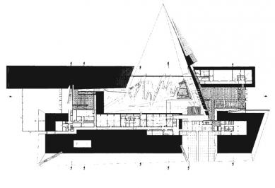 BUGA - Bundesgartenschau 2001 - Půdorys přízemí - foto: © Barkow Leibinger Architects