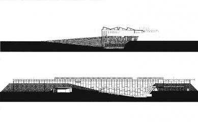 BUGA - Bundesgartenschau 2001 - Řezy - foto: © Barkow Leibinger Architects