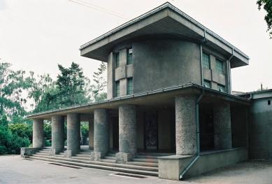 Městské krematorium v Nymburku - Stav před rekonstrukcí - foto: archiv redakce