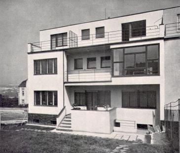 Dům Karla Teigeho - foto: archiv redakce