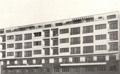 Obytné domy Na Hubálce - foto: F.Illek - A.Paul, archiv redakce