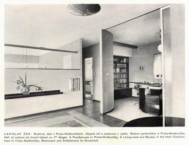 Rodinný dům M. Friče - foto: archiv redakce