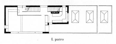 Vila v Bílovicích - foto: archiv redakce