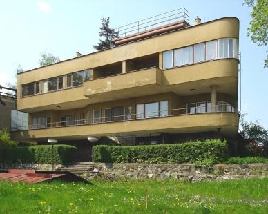 Vila Lídy Baarové - foto: © Lukáš Beran