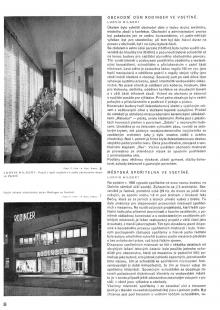 Obchodní dům Rodinger - foto: archiv redakce