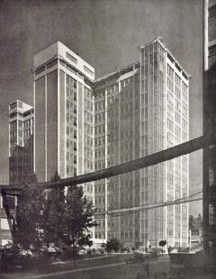Správní budova Baťových závodů  - foto: Bruner-Dvořák, Praha / archiv redakce