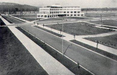 Společenský dům a internát - foto: archiv redakce