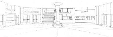 Společenský dům a internát - Interiér - foto: archiv redakce