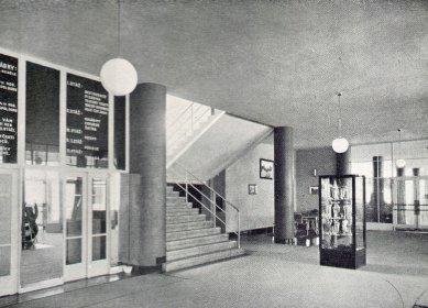 Společenský dům - foto: archiv redakce