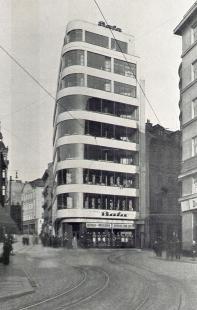 Dům obuvi Baťa - foto: archiv redakce