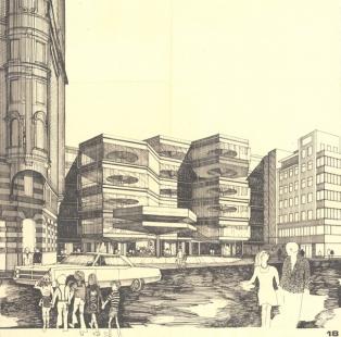 Obchodní dům Kotva - foto: archiv URM