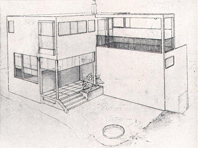 Vlastní rodinný dům - Perspektiva - foto: archiv redakce