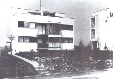 Obytný dům na Babě - foto: archiv redakce