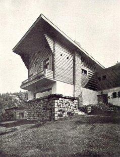 Letní dům Dra Svojsíka v Dobřichovicích - foto: archiv redakce