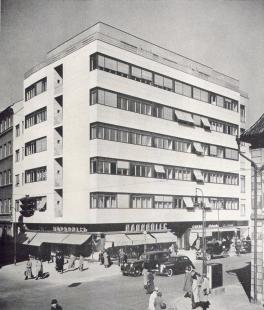 Nájemní dům  - foto: archiv redakce
