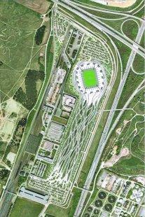 Allianz Arena - foto: © Herzog & deMeuron