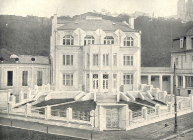 Vila Kovařovic - foto: archiv redakce