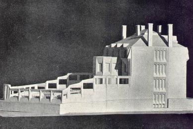 Vila Kovařovic - Model - foto: archiv redakce