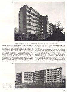 Obytné domy pro chudé obce pražské v Libni - foto: archiv redakce