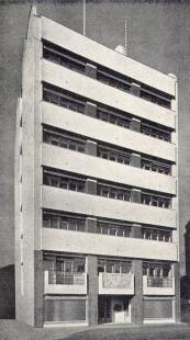 Nájemní bytový dům pí Kreisingerové - foto: F. Illek - A. Paul, Praha / archiv redakce