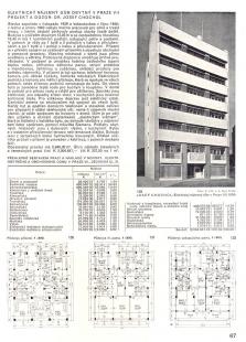 Nájemní bytový dům pí Kreisingerové - foto: archiv redakce