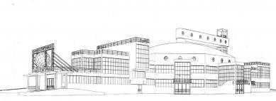 Projekt Osvobozeného divadla - Perspektiva - foto: archiv redakce