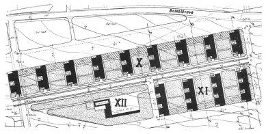 Soutěž na domy s nejmenšími byty na Břevnově - Situace - foto: archiv redakce