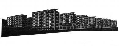 Soutěž na domy s nejmenšími byty na Břevnově - Perspektiva - foto: archiv redakce