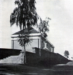 Obecní nájemný dům v Tasově - foto: archiv redakce