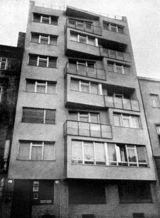 Nájemný obytný dům Z. R. v Bratislavě - foto: archiv redakce