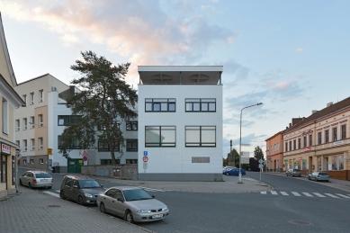 Městská spořitelna v Tišnově - foto: Petr Šmídek, 2020