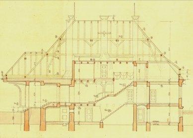 Vodní elektrárna a rodinný dům K. P. - foto: archiv redakce