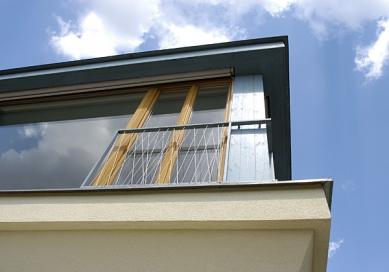 Rekonstrukce vily Na Skalce - foto: Ester Havlová