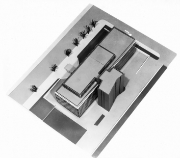 Ingstav - Model - foto: archiv Prof. Ivana Rullera