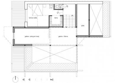 """Dřevěný dům """"na louce"""" - 2NP"""
