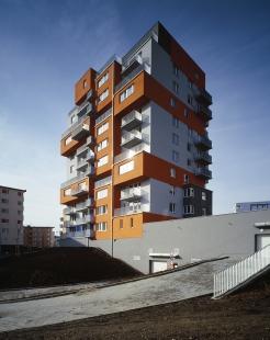 Bytový dům Maják - foto: Filip Šlapal