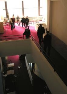 Hotel Avion - Kavárna - současný stav - foto: Lukáš Beran