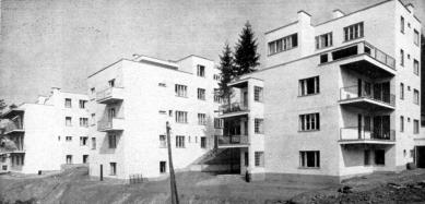 Lázeňské penzióny Avion, Viola a Radun - Penzióny (zleva) Avion, Viola a Radun - foto: archiv redakce