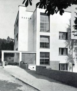 Lázeňské penzióny Avion, Viola a Radun - Penzión Radun - foto: archiv redakce