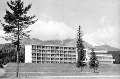 Zotavovna Morava v Tatrách - foto: archiv redakce