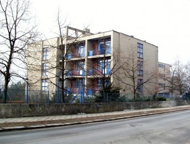 Odborná škola pro ženská povolání Vesna a Domov Elišky Machové - Současný stav - foto: archiv redakce
