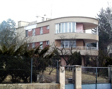 Tesařova vila - Současný stav - foto: Martin Rosa, 2005
