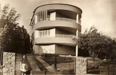 Tesařova vila - Dobová fotografie - foto: Fotografie byla poskytnuta Muzeem města Brna
